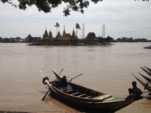 Flotting Pagoda