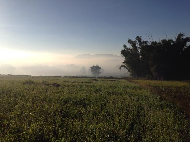 Entre Kalaw et Inle