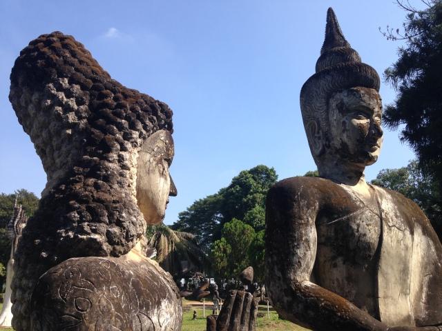 Bouddha Park