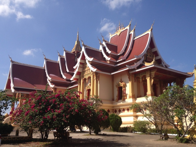 Wath That Luang