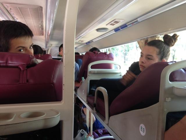 Bus couchette