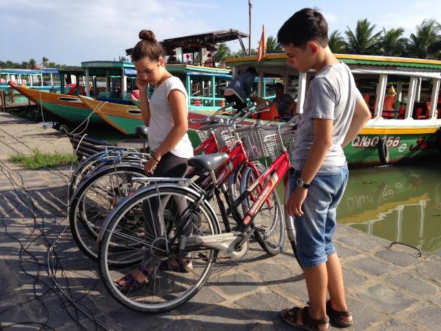 Hoi An à vélo
