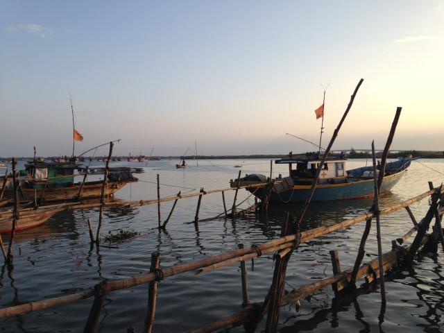 Port de Cua Dai