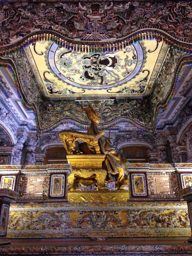 Tombeau Impérial de Khai Dinh