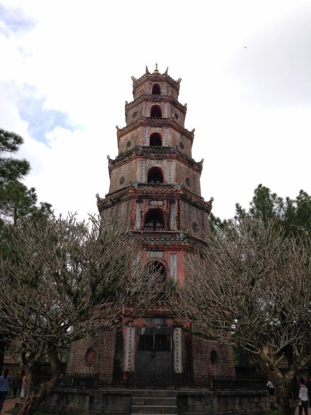 La pagode Thien Mu