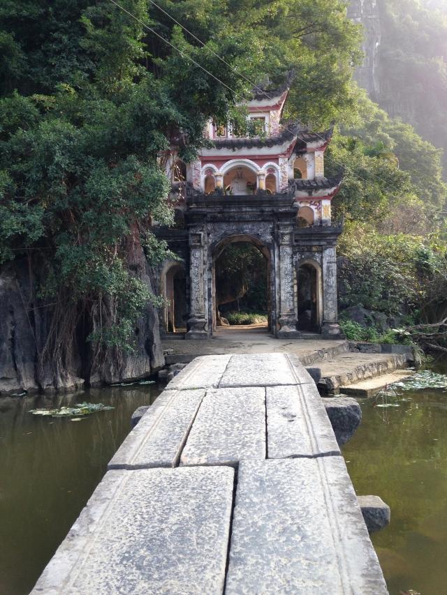 La grotte de Jade