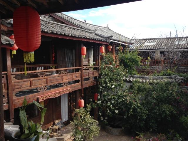 Guesthouse à Lijiang