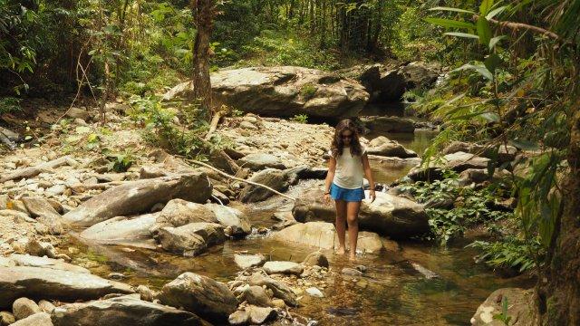 Vers la cascade de Pumuayan